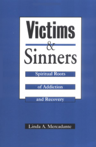 Book Cover - Victims and Sinners